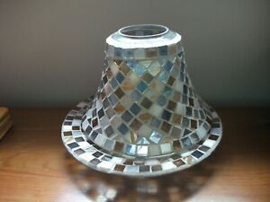 Yankee Candle Shade Topper & Plate