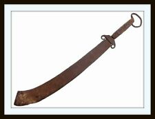 ANTIQUE VERY OLD CHINESE WARRIOR'S DAO BATTLE SWORD