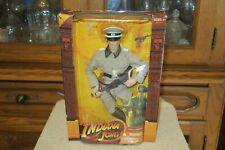 "New listing Indiana Jones German Officer Soldier Figure Hasbro Last Crusade 12"" Tall -Gi Joe"