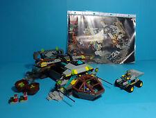 Lego rock raiders ~ túnel transporte/perpendicular Starter (4980) & instrucciones + cuadernillo