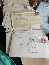 29 Letters To Olive Peabody/  Beardwood 1900's