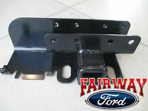 """2021 Bronco OEM Genuine Ford Trailer Tow Hitch Receiver Assembly 2"""" Inch"""