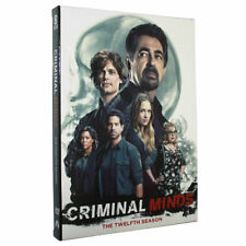 Criminal Minds: The Twelfth Season 12 (DVD, 2017, 6-Disc Set) - New