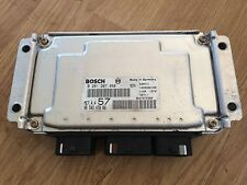 PEUGEOT CITROEN BOSCH ME7.4.4 57 ECU Immo off/supprimé Plug and Play 0261207860