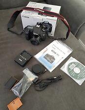 Canon EOS 7D Digital SLR Camera & Canon 50mm f/1.8 II
