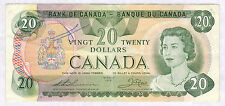 CANADA - 20 DOLLARS - Pick n° 93 c. de 1979. en TB/TTB  56780156783