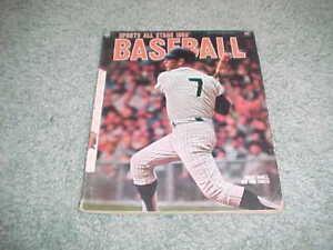 1965 Sports All Stars Baseball Magazine Mickey Mantle New York Yankees Cover