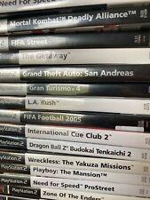 PlayStation 2 ? | Spiele ? | Games zur Auswahl | BLITZVERSAND | Geprüft | ?