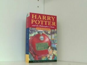 Harry Potter 1 and the Philosopher's Stone Rowling Joanne, K: