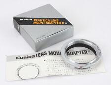 KONICA LENS MOUNT ADAPTER FOR PENTAX/59795