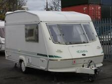 Elddis Whirlwind Wx300 2 Berth Touring Caravan - Awning included