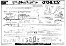 GRAUPNER JOLLY modello Aliante piani