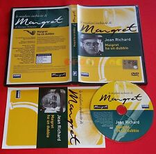 Maigret Jean Richard Maigret has a doubt-DVD-Used-ET