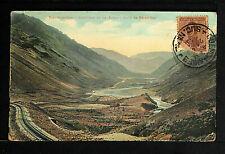 ARGENTINA 30-Cordillera de los Andes-Valle de Paramillos