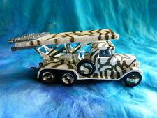Tank char blindé  2ème guerre mondiale - A identifier - Katyusha 1942