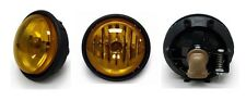 New Left or Right Yellow Fog Lights For 2000-2015 Freightliner Columbia