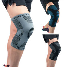 Sports Knee Protection Sleeve Support Training Fitness Sports Protectors 1 Piece