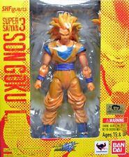 Used Bandai S.H.Figuarts Dragon Ball Son Goku Super Saiyan 3
