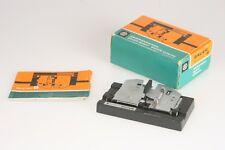 Bauer SUPER - 8 stampa adesiva con OVP + istruzioni