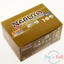 Box Naruto Shippuden Rubber Keyholder Collection Keychain Vol.1 D4 Empty NEW