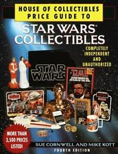 House of Collectibles Price Guide to Star Wars Collectibles by Mike Kott