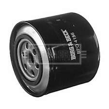 Fits Fiat Ducato 280 2.5 D Borg & Beck Screw-On Spin-On Engine Oil Filter