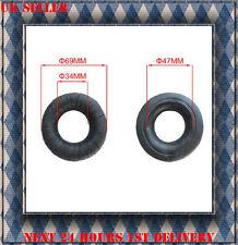 Leather Ear Cushion 70mm Pads for Sennheiser HD 25-1 ATH-FC700 SJ3 ATH-FC707