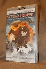 Steamboy UMD-Movie for PSP (2005) Director's Cut Full Length Widescreen NEW