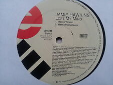 Jamie Hawkins - Lost my Mind