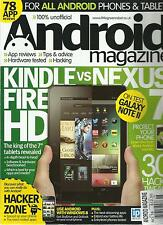 ANDROID MAGAZINE, NO. 18  ( APP REVIEWS * TIPS & ADVICE * HARDWARE TESTED * HACK