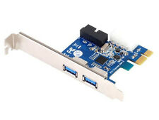Silverstone EC04-P PCI-E to USB 3.0 Add-On Card NEW!!!
