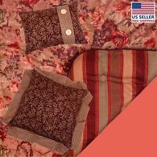 Comforter Set Mulberry Cotton Queen Size Waverly   Renovator's Supply