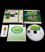 EVERY'S BODY GOLF MINNA NO GOLF Sony playstation PSX Play Station PS1 JAP play1