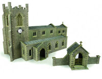 Metcalfe Parish Church OO Gauge Card Kit PO226