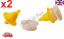 2 x Clips For Volvo V70, XC70, XC90  Mounting Door Panel Interior Trim Clip