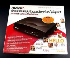 Packet8 Broadband Phone Service Adapter 410