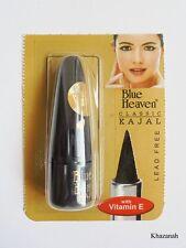 Black EYELINER KAJAL Indian Cosmetic, No Chemical, Lead Free, BUY2 + GET1 = FREE