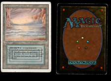 MRM ENGLISH Underground Sea - Mer souterraine Played MTG magic REVISED