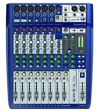 New Soundcraft Analog Mixer Signature10 [Genuine National]F/S