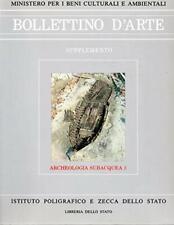 Bollettino d'Arte supplemento al n. 37/38 anno 1986 [Paperback] vari