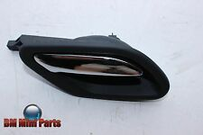 BMW E38 INNER FRONT RIGHT DOOR HANDLE CHROME 51218125514