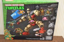 Mega Bloks Teenage Mutant Ninja Turtles Collectors Krang's Rampage  DMW32