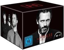 Dr. House - Season/Staffel 1-8 Die komplette Serie - 46-DVD-BOX - NEU & OVP