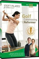 Stott Pilates: Golf Conditioning on the Reformer (2007, DVD NEUF) Mer400