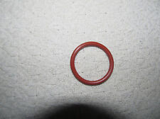 "High temp silicone o-ring for 1"" thread heating element brewing distilling still"