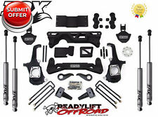 "2011-2016 Chevrolet GMC 2500HD 3500HD ReadyLIFT 7-8"" Suspension Lift Kit for 2WD"
