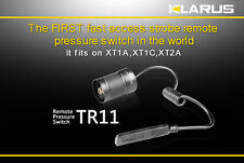 Klarus TR11 Remote Pressure Switch for XT1A, XT2A and XT1C Flashlights
