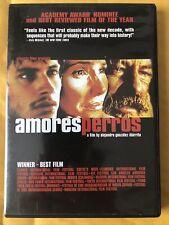 Amores Perros (Dvd, 2001) Alejandro Gonzalez Inarritu