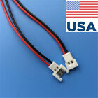 20setsx For Walkera Battery 2-Pin Connector Male Female with wire US Ship