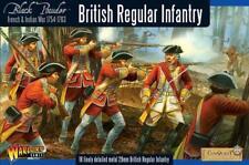 Francés infantería regular británica guerra indio 1754-1763 - Polvo Negro-Señor de la guerra